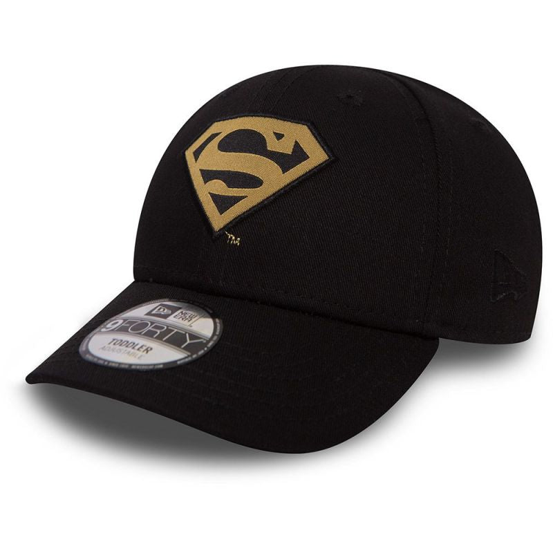 Casquette New Era Enfant Child 9FORTY Comics Superman noire 11794744