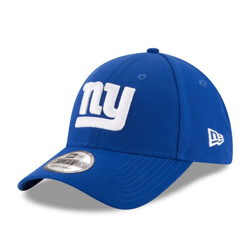 Casquette New Era 9FORTY NFL NY Giants bleue 10517875