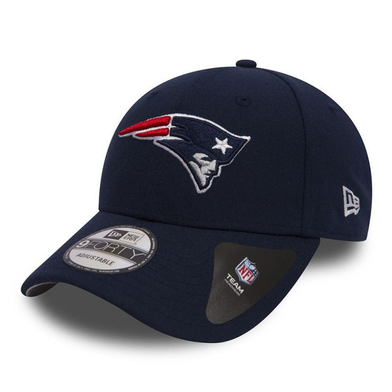Casquette New Era 9FORTY Velcro New England Patriots bleu 10517877