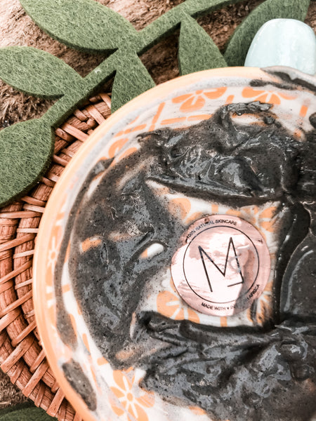 DIY Crystal Infused Detoxifying Clay Masque