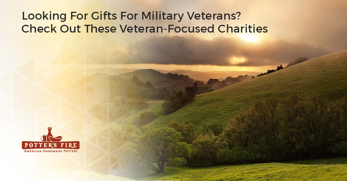 Looking For Gifts For Military Veterans? Check Out These Veteran-Focused Charities