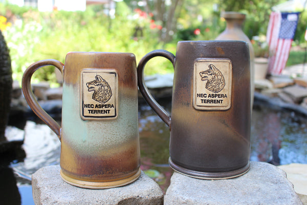 27th Infantry Regiment Beer Mug (Left-Facing)