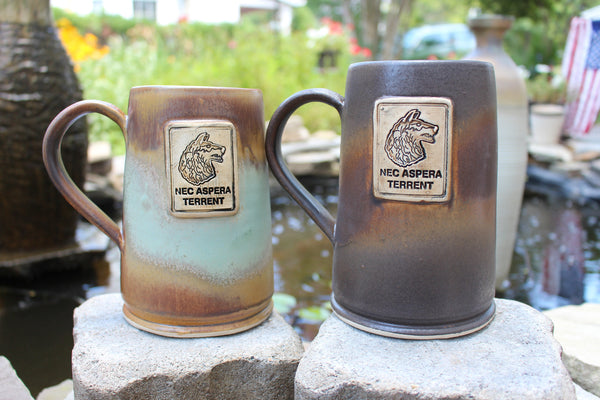 27th Infantry Regiment Beer Mug (Right-Facing)