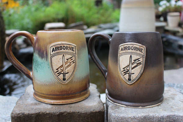 U.S. Army Civil Affairs & Psychological Operations Command (Airborne) Coffee Mug