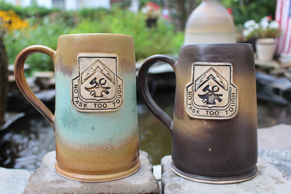 215th Brigade Support Battalion Beer Mug