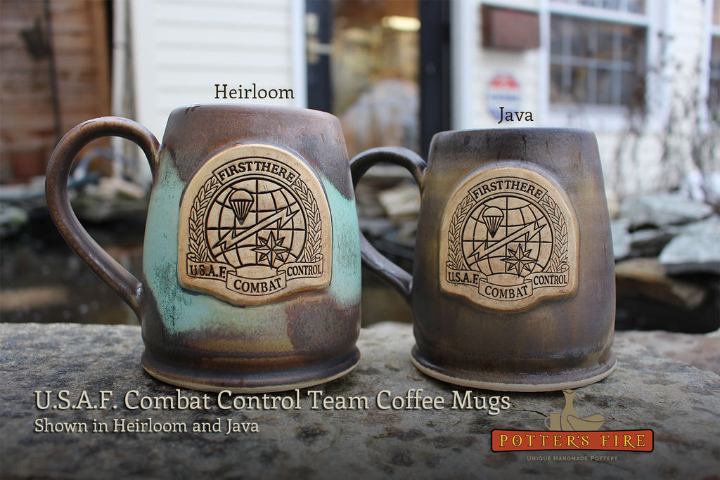 U.S.A.F. Combat Control Team Coffee Mugs