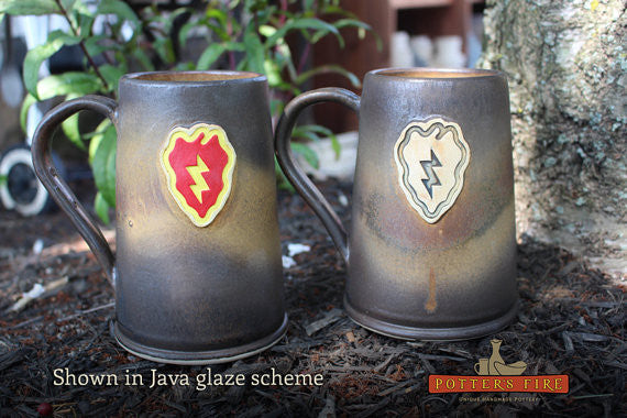 25th Infantry Division / Tropic Lightning Beer Mug