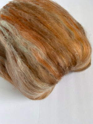 Merino Wool Art Batt No.06