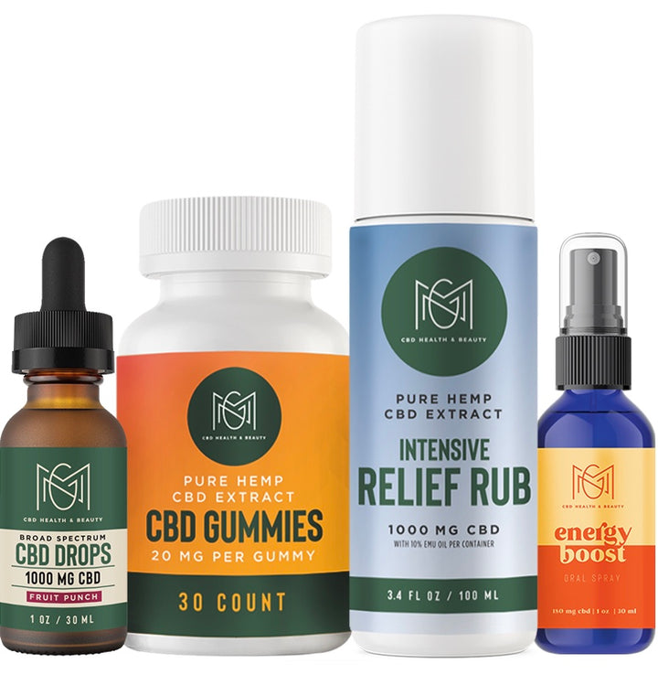 How does CBD interact with the human body?