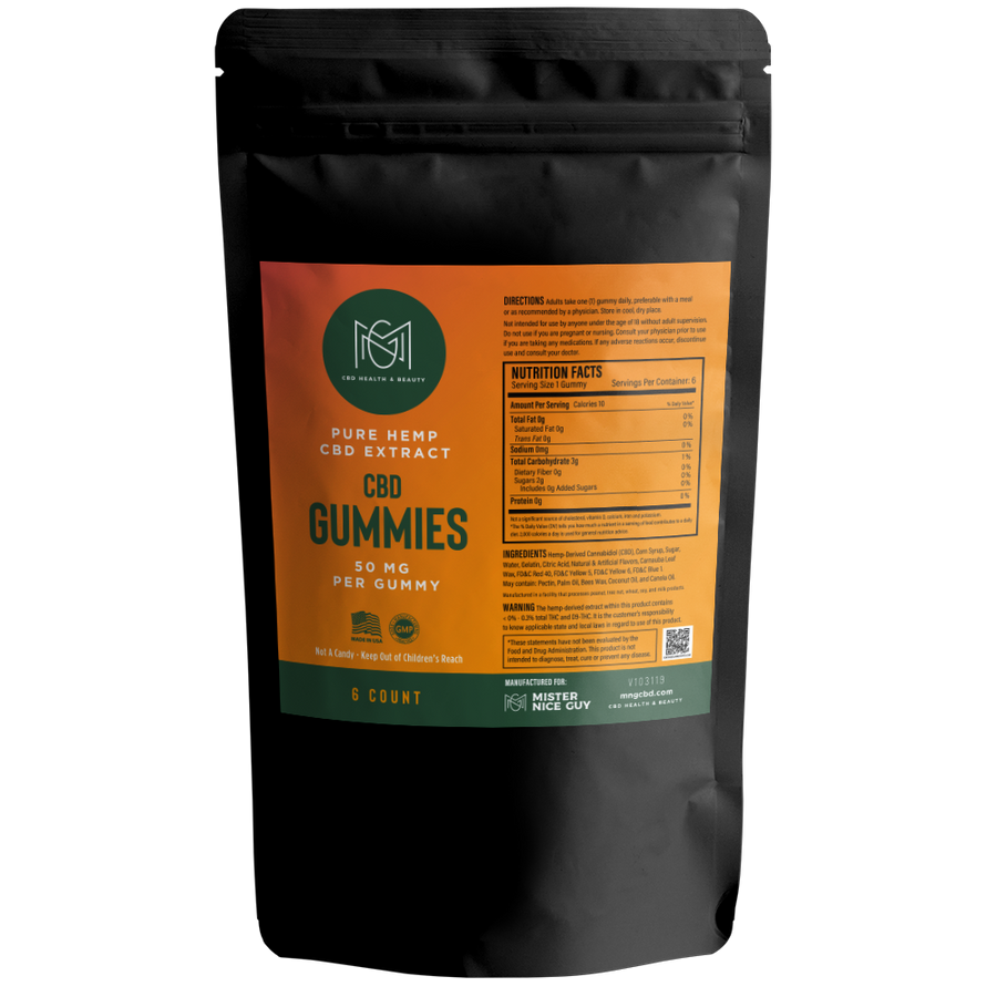 CBD Gummies 300 mg