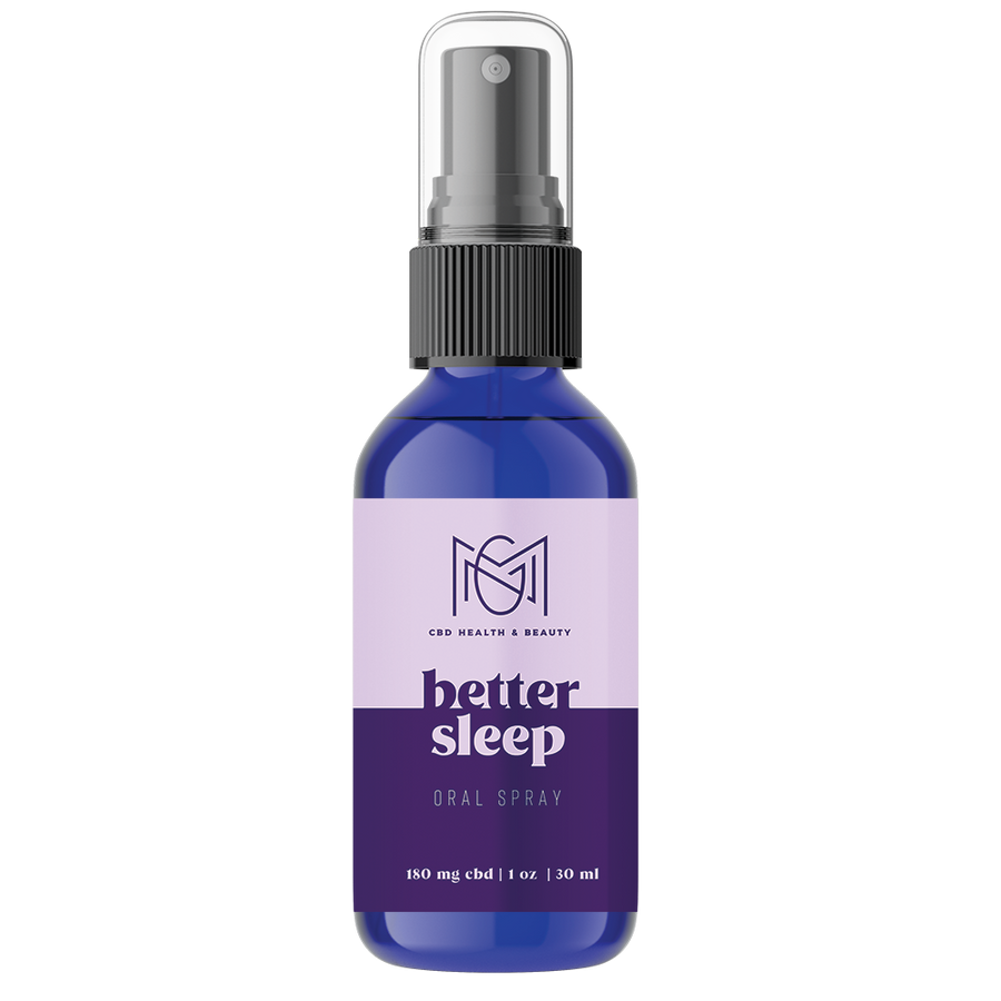 CBD Sleep Oral Spray