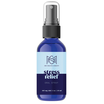 CBD Stress Relief Oral Spray