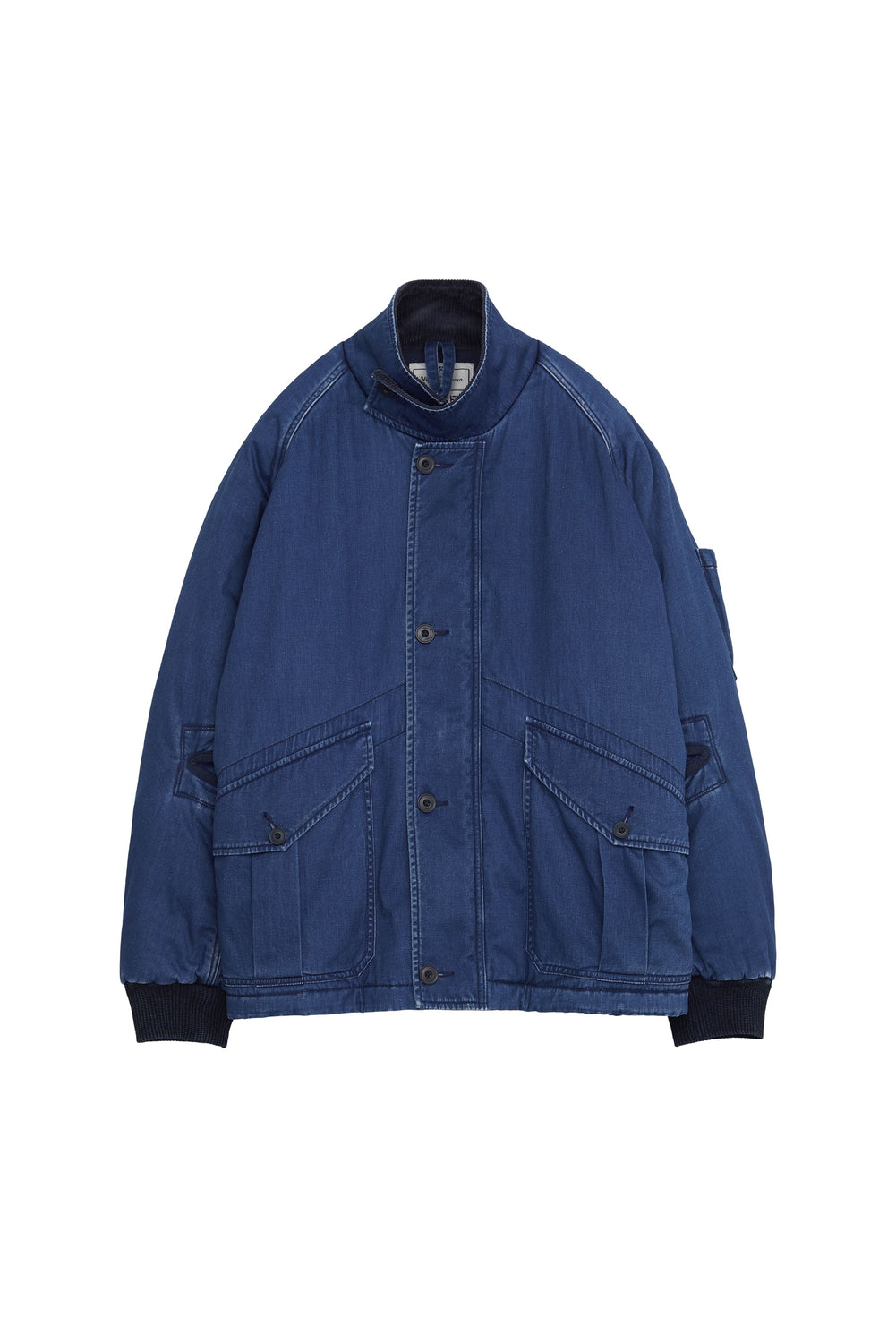 Jacket Closed