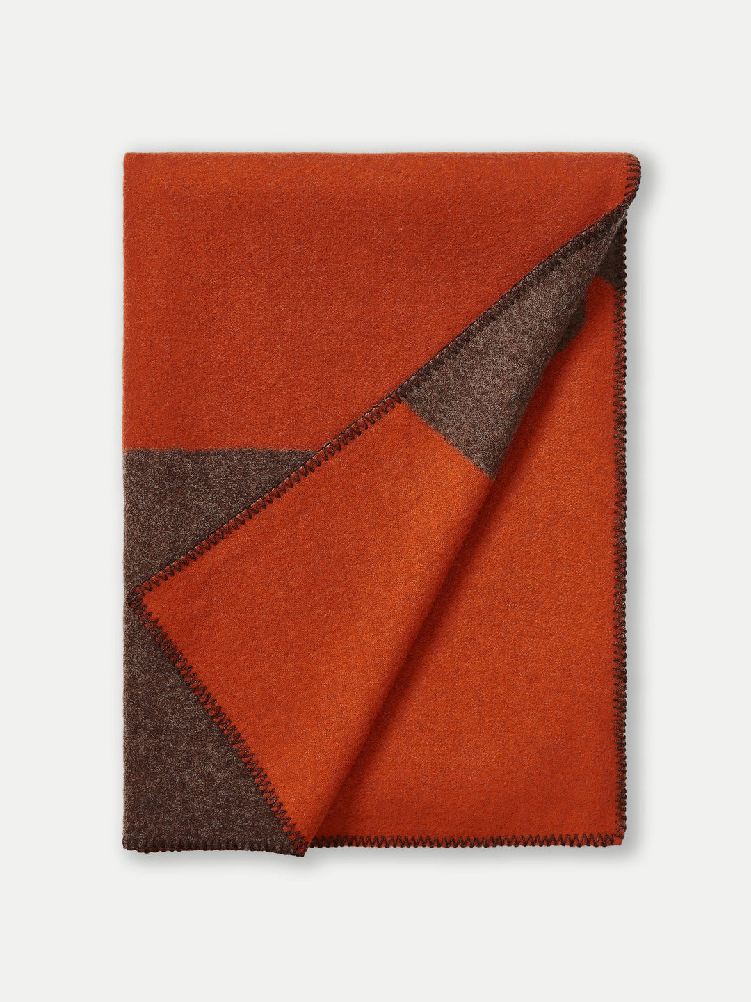 Figure Blanket Orange