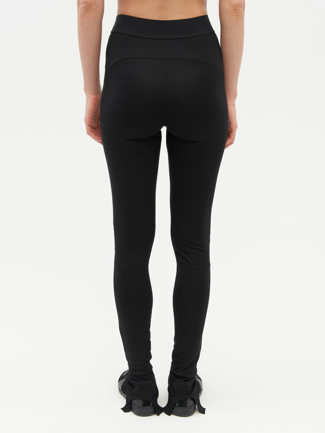 Patchwork Legging Black