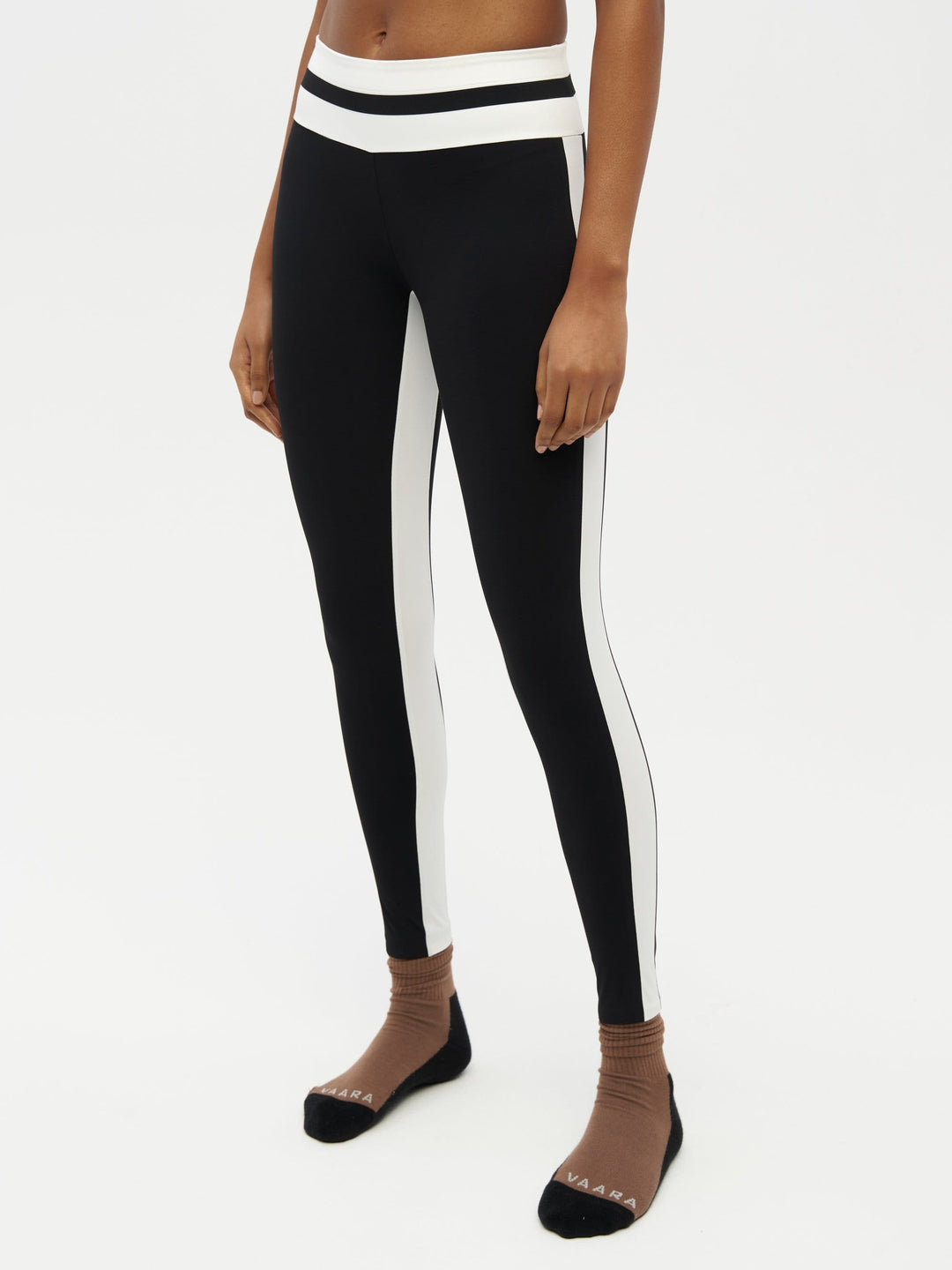 Tuxedo Sports Legging Black