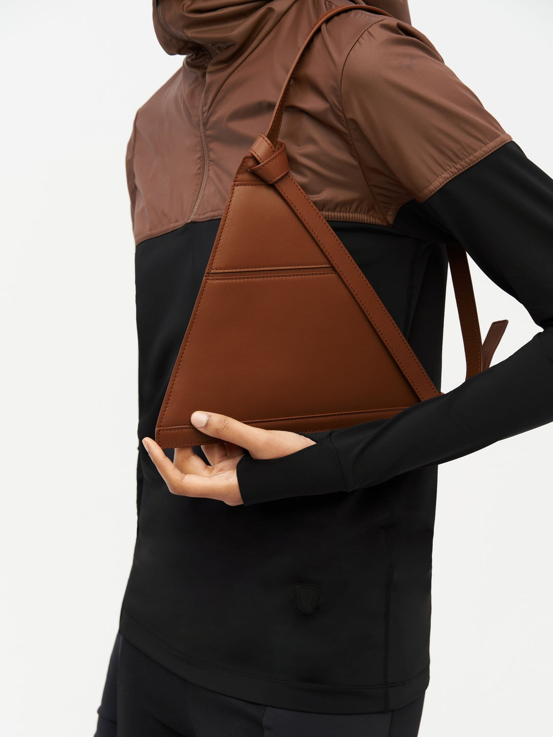 V-Pouch Brown