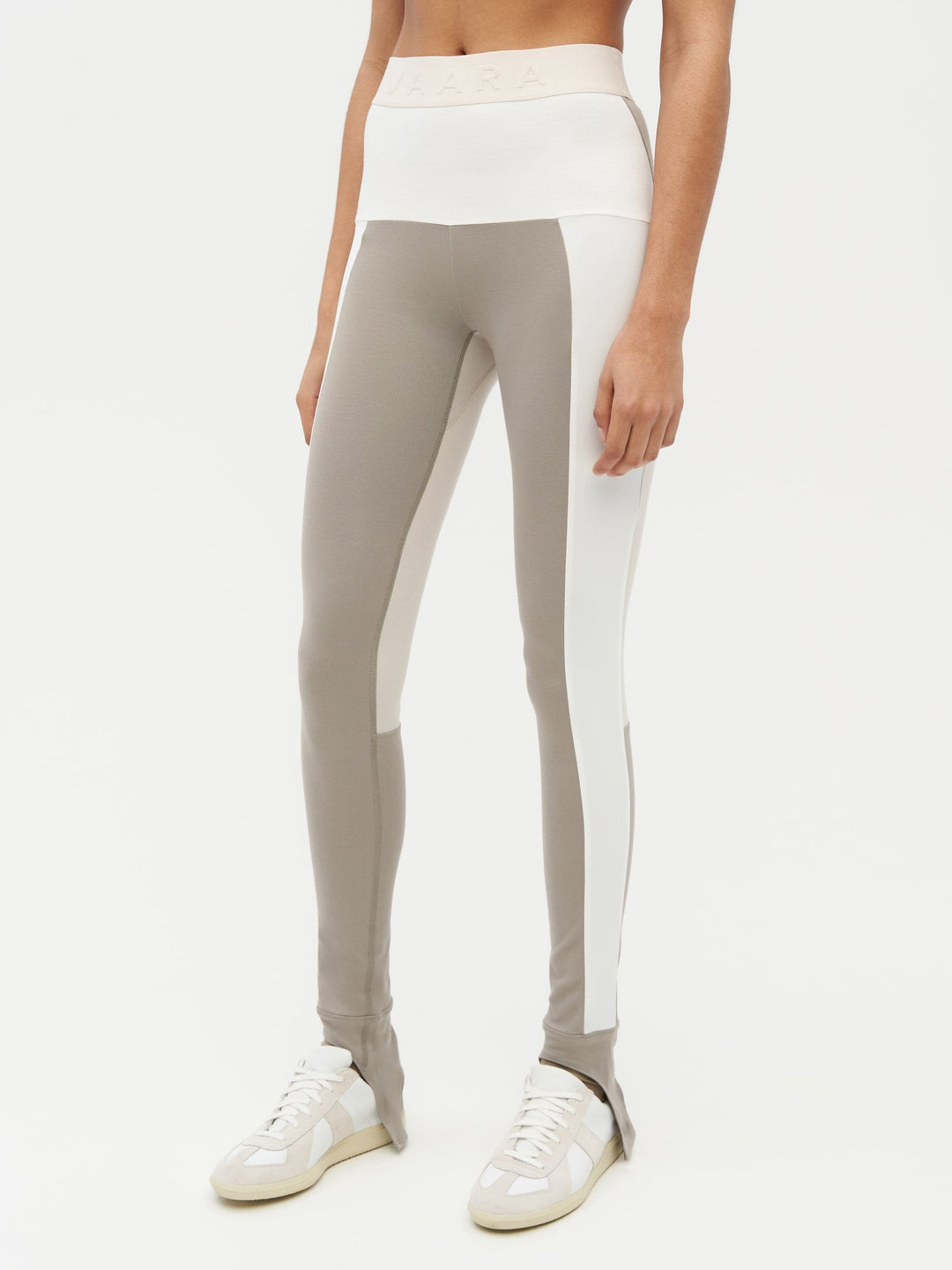 Patchwork Legging Grey