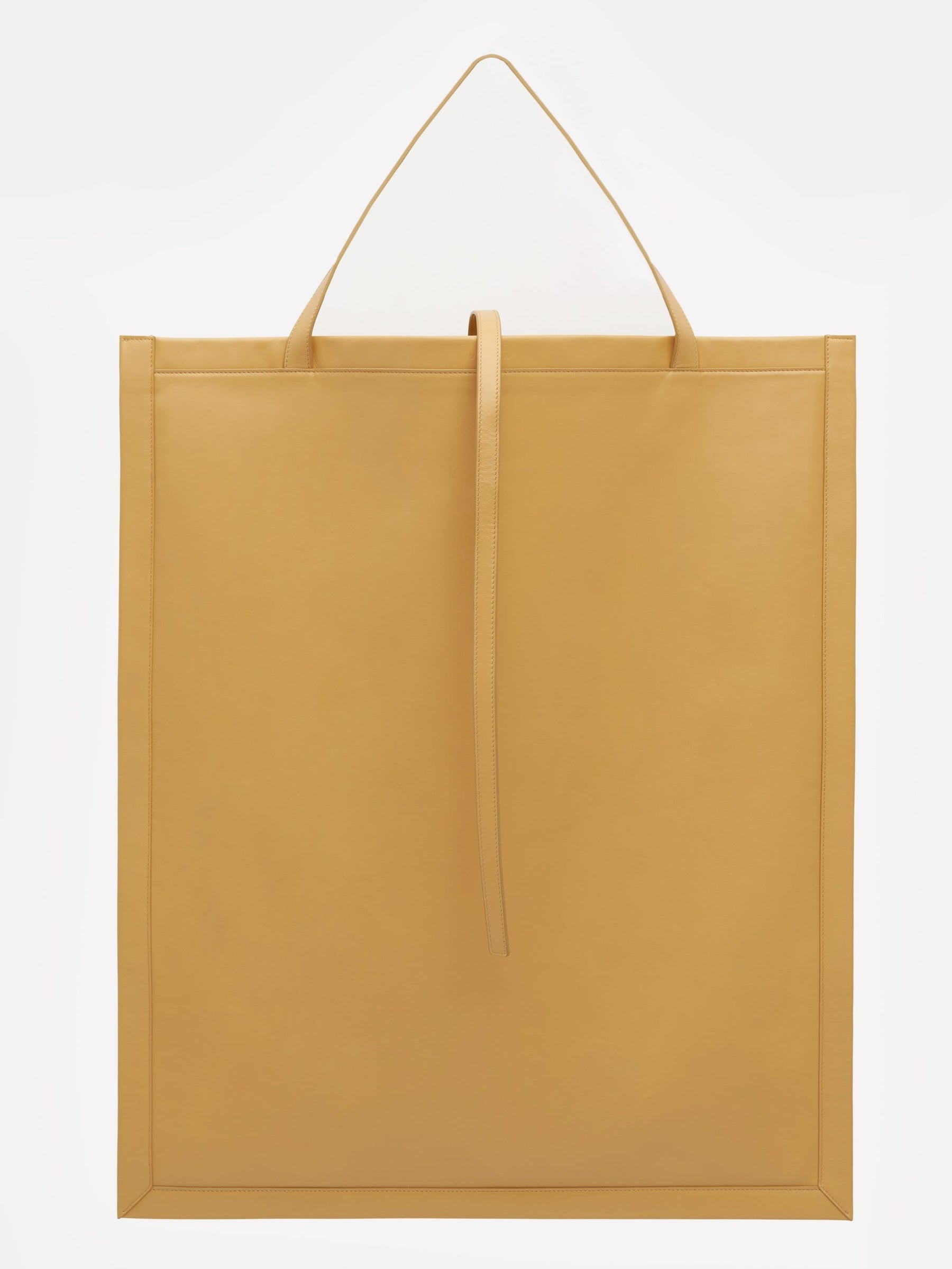 Frame Tote Yellow