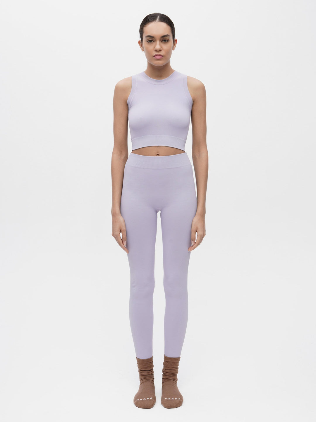 Essential Seamless Legging Purple