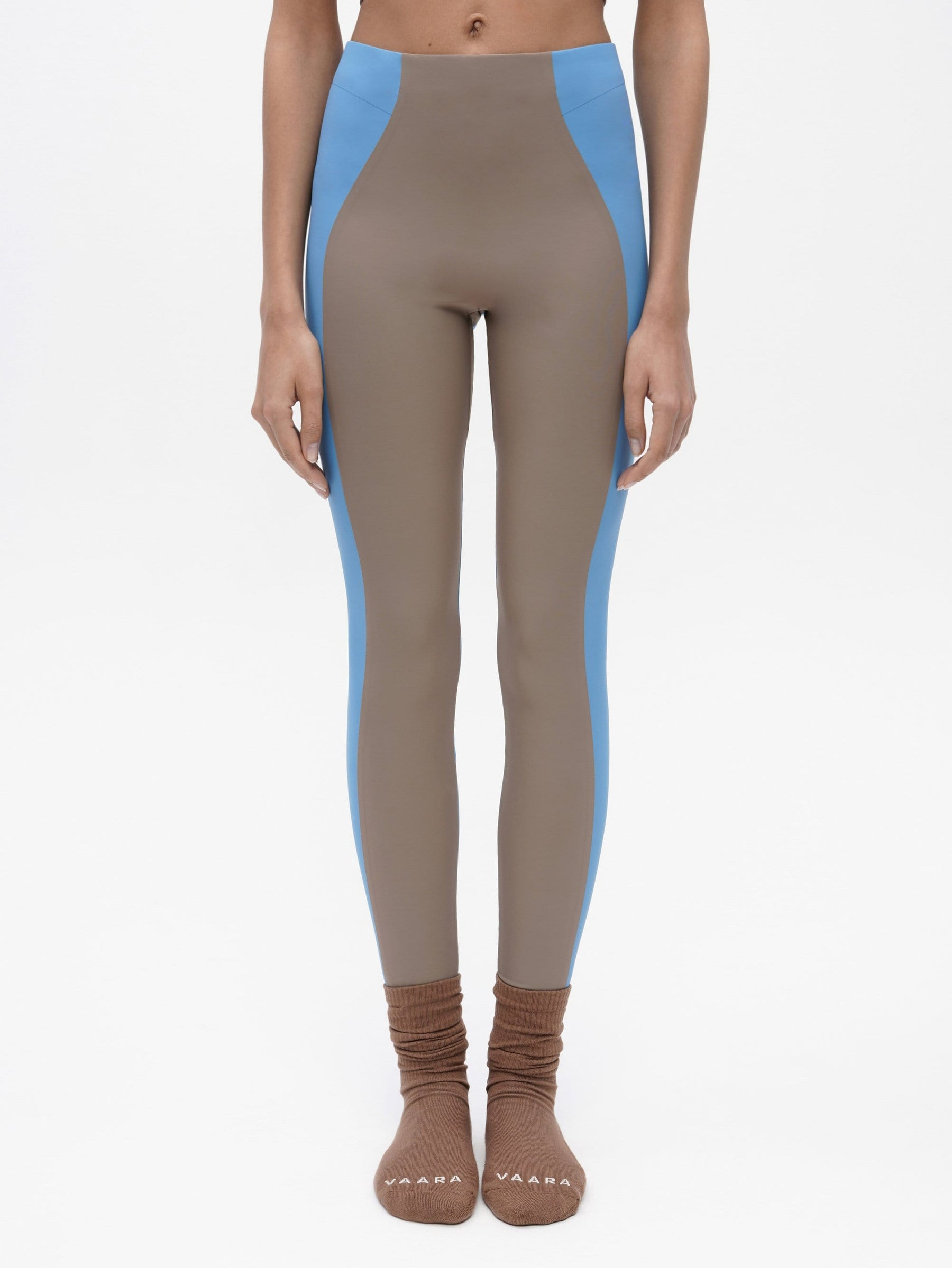 Hourglass Contour Legging Blue