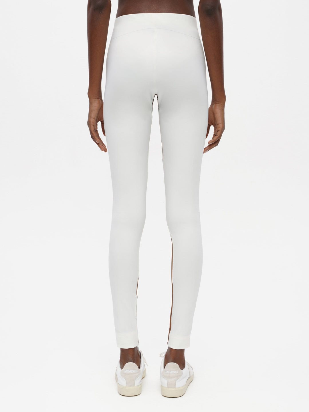 Hourglass Contour Legging White