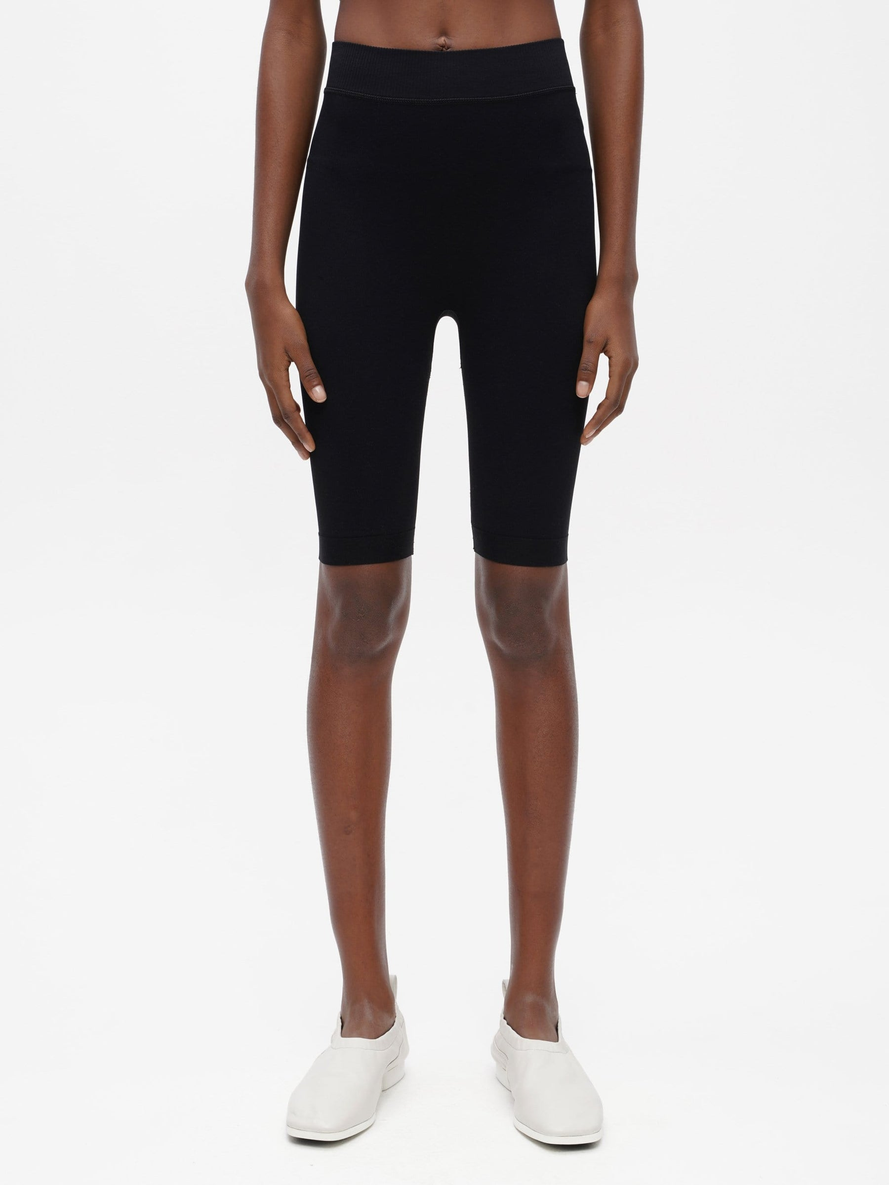 Essential Seamless Short Black