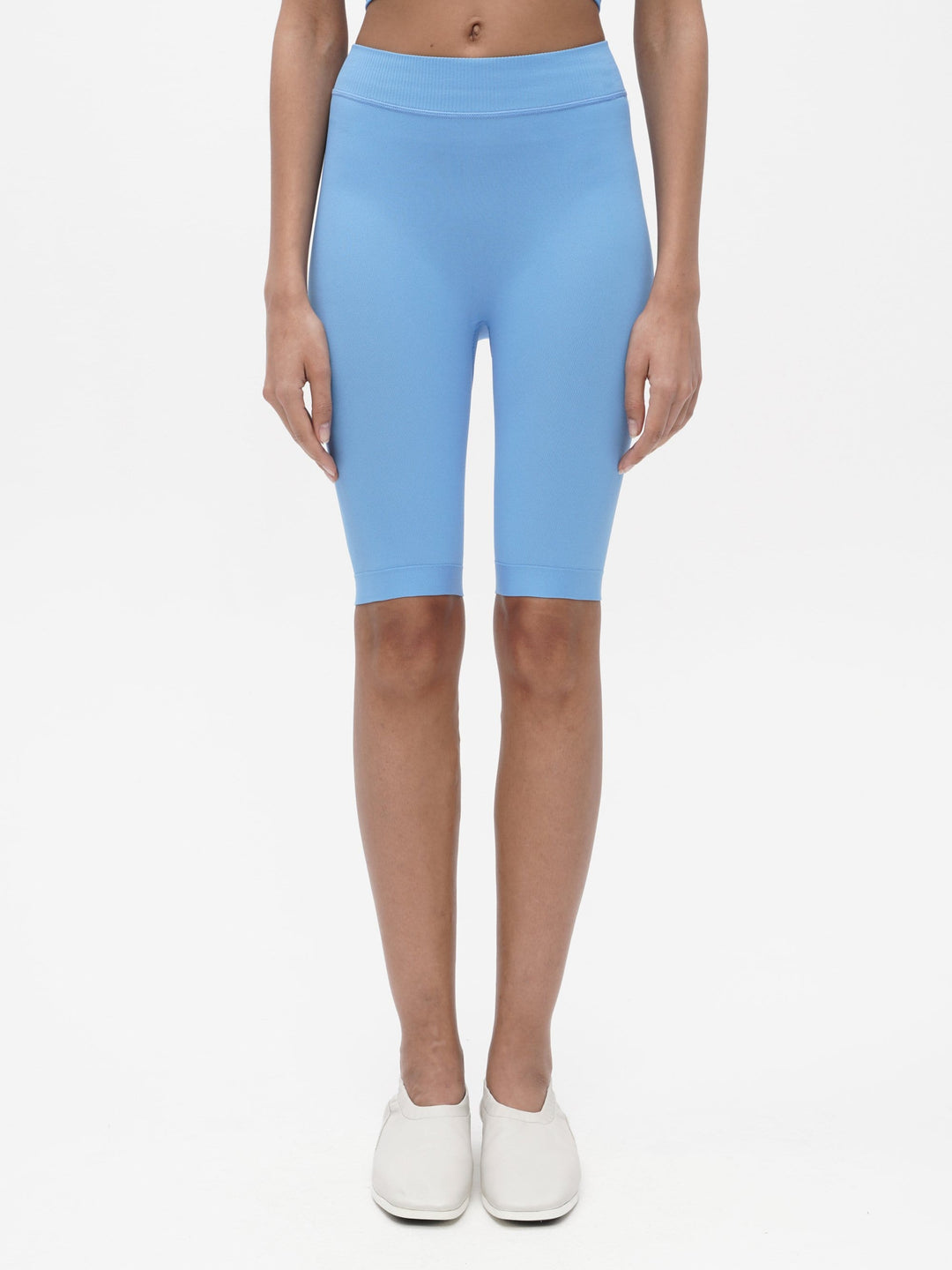 Essential Seamless Short Blue
