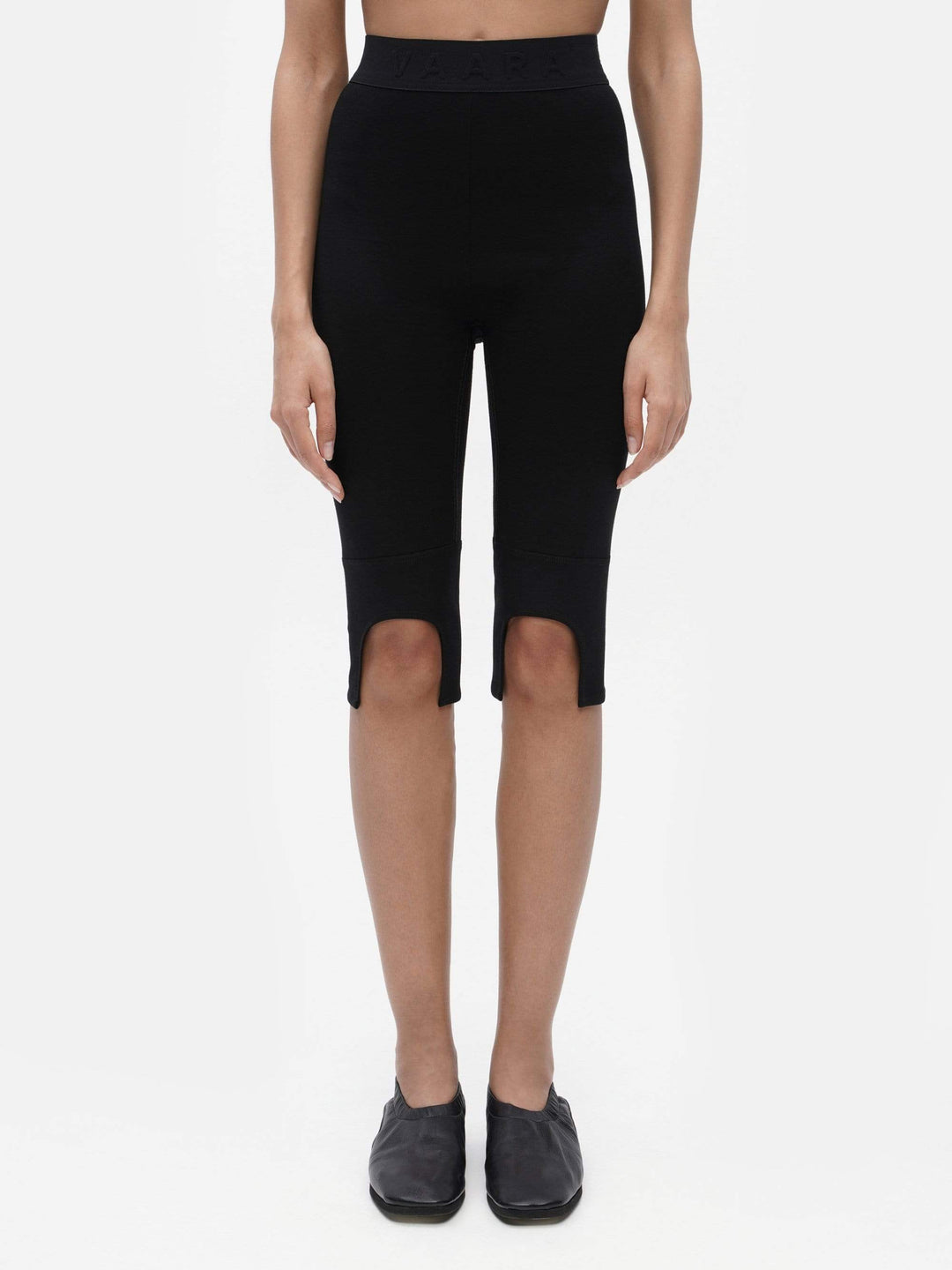 Everyday Knee Length Legging Black