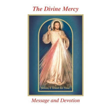 Load image into Gallery viewer, Divine Mercy: Message and Devotion
