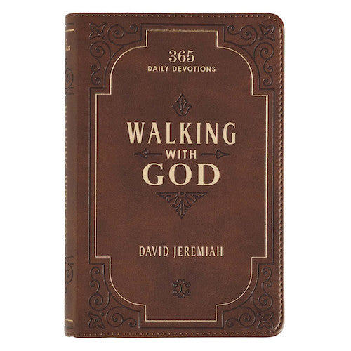 Walking With God Daily Devotion - Jeremiah, David