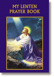 MY LENTEN PRAYER BOOK