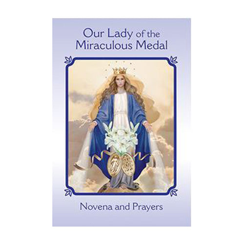 Our Lady of the Miraculous Medal: Novena & Prayers