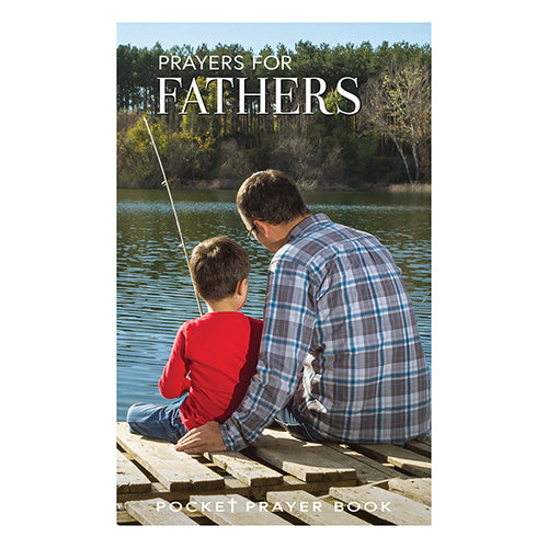 PRAYERS FOR FATHERS - POCKET PRAYER BOOK