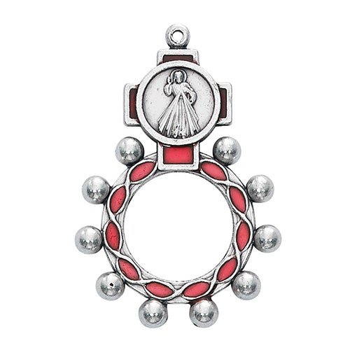 Divine Mercy Rosary Ring