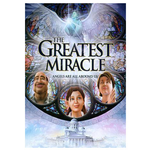 The Greatest Miracle: The Mass DVD