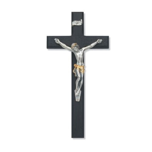 Black Wood Crucifix, 10