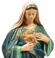 Load image into Gallery viewer, Immaculate Heart of Mary Statue, 16""