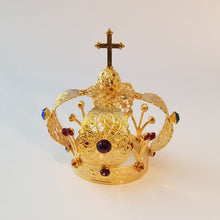 Load image into Gallery viewer, Replacement Crown for Infant of Prague