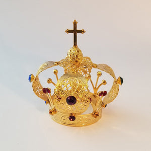 Replacement Crown for Infant of Prague