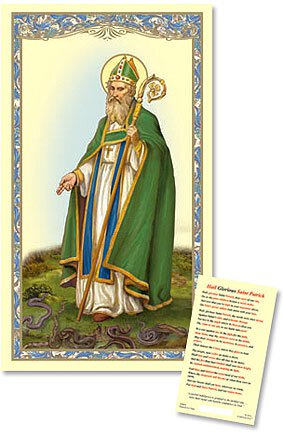 St Patrick - Hail Glorious Saint