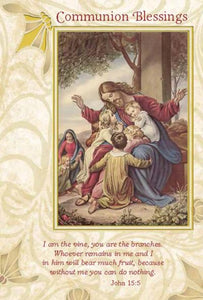 Greeting Cards - Communion Blessings