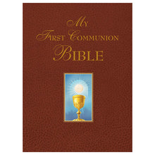Load image into Gallery viewer, My First Communion Bible