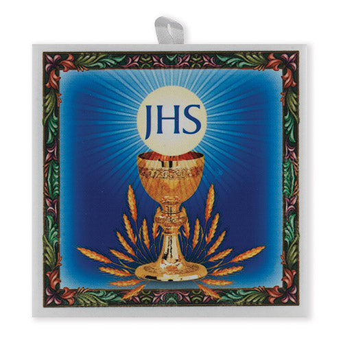 Communion Italian Ceramic Tile, 4