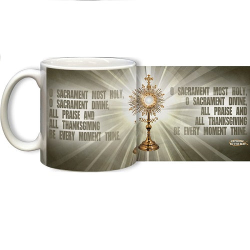 Ceramic Monstrance Mug