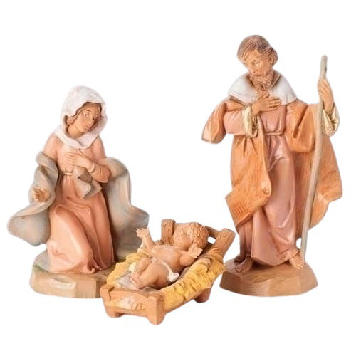 HOLY FAMILY - CLASSIC - 3 PC - 5