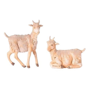 "GOATS - 2PC SET FOR 5"" FONTANINI"