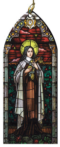 ORNAMENT - ST THERESE OF LISIEUX