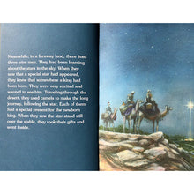 Load image into Gallery viewer, CHRISTMAS STORY FOR CHILDREN - HARD COVER
