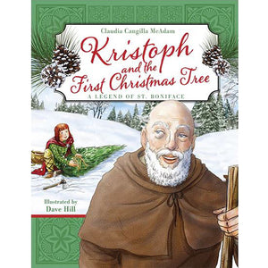 KRISTOPH AND THE FIRST CHRISTMAS TREE-BOOK